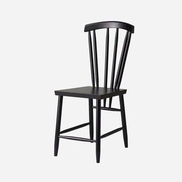 Family No.3, Chair, Black