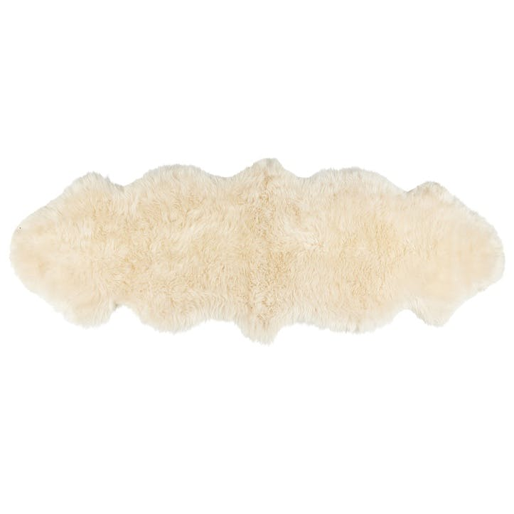 Linn Double Sheepskin, Champagne