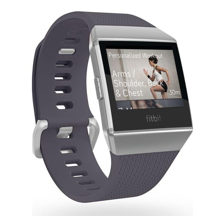 Ionic Smart Watch; Blue Grey & White