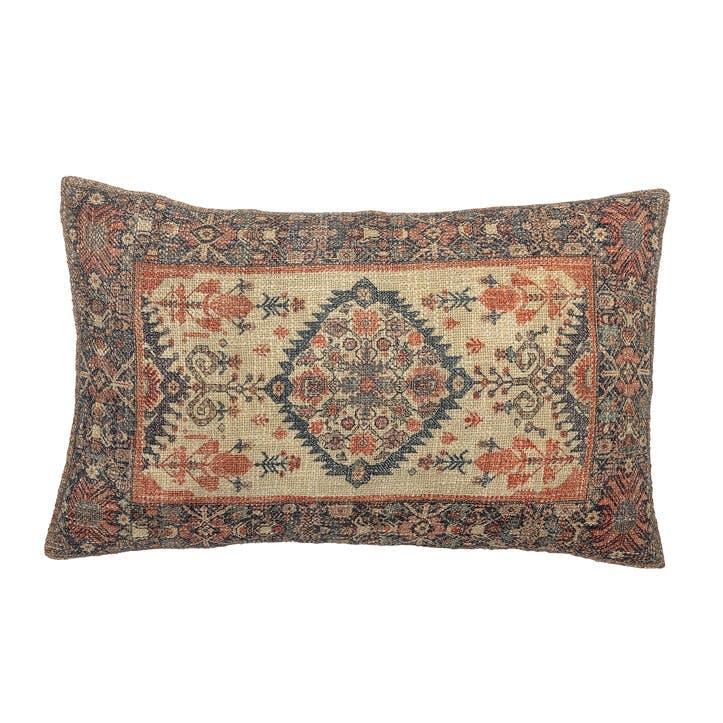 Persian Cushion, Oblong