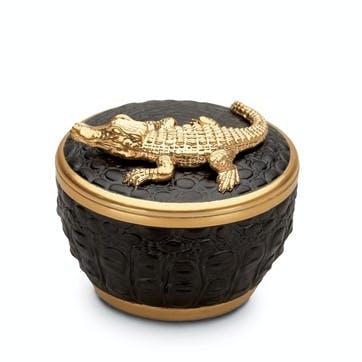 Crocodile Candle