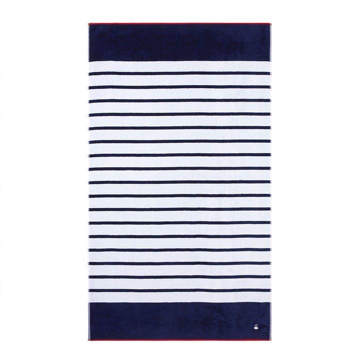 Marine Beach Towel