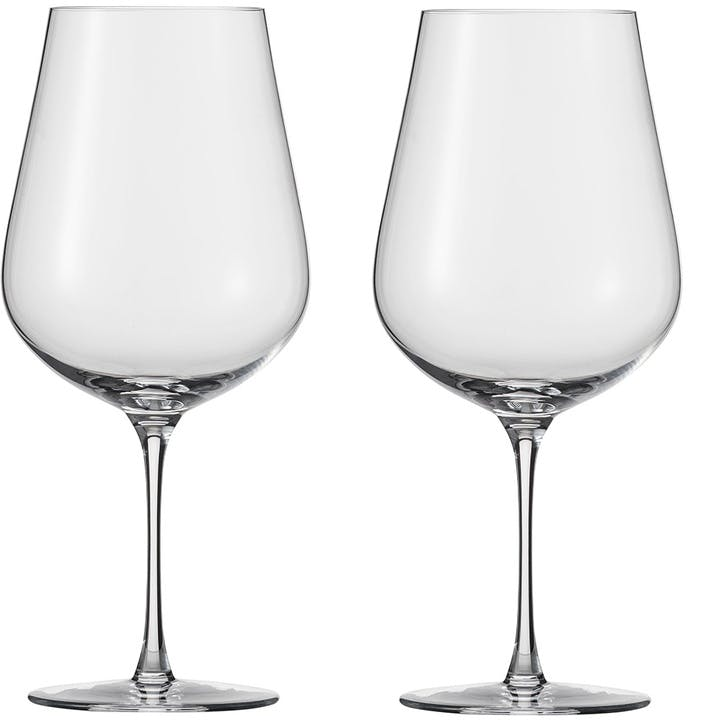 Air Red Wine Glasses, Set of 2