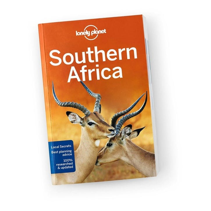 Lonely Planet Southern Africa, Paperback