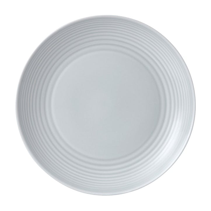 Gordon Ramsay Maze Dinner Plate, Light Grey