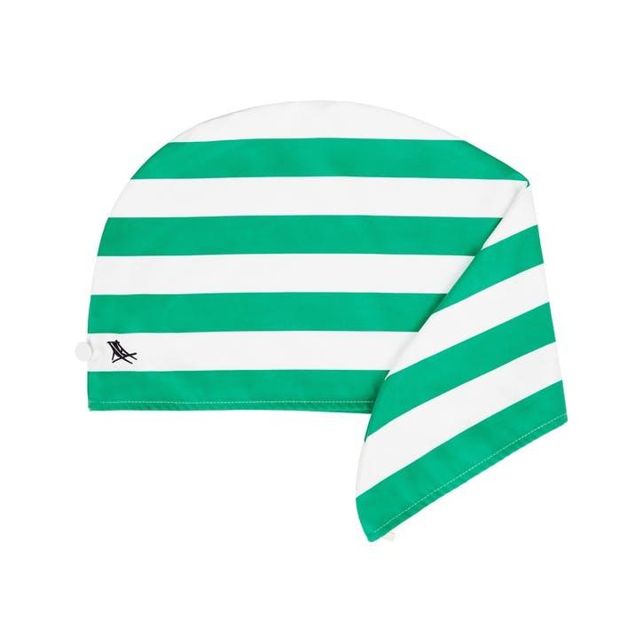 Hair Wrap; Cancun Green