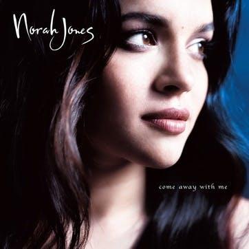 """Norah Jones, Come Away With Me 12"""" Vinyl"""