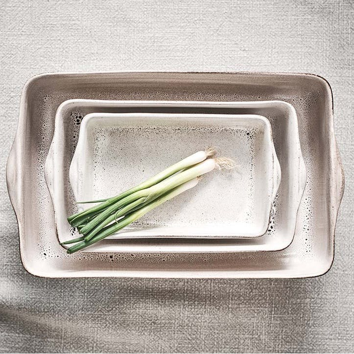 Nzari Rectangular Dish - Medium