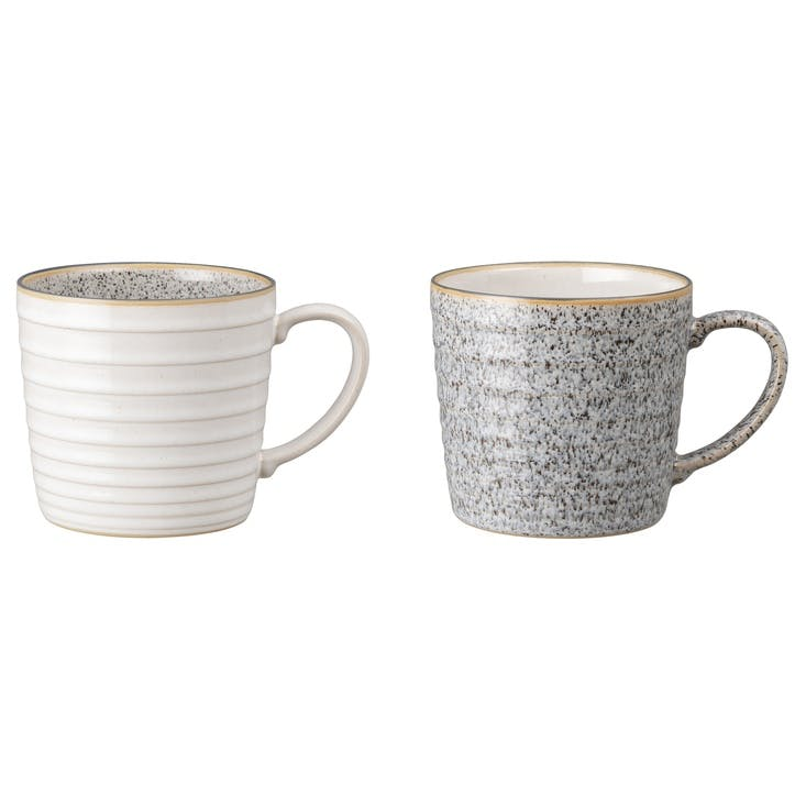 Studio Grey Mug, Set of 2