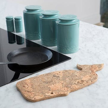 Ocean Whale Pot Stand