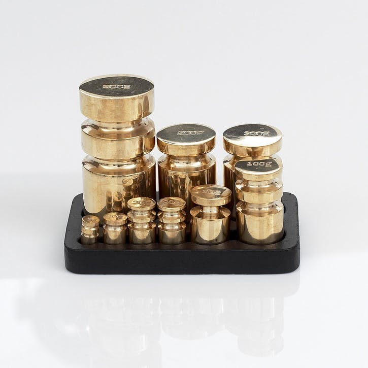 Brass Churn Metric Weights