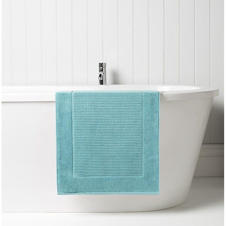 Supreme Supima Hygro Lagoon Bath Mat