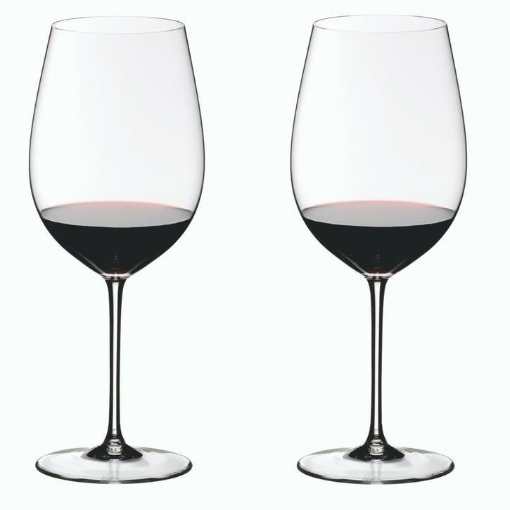 Sommeliers Bordeaux Grand Cru set of 2