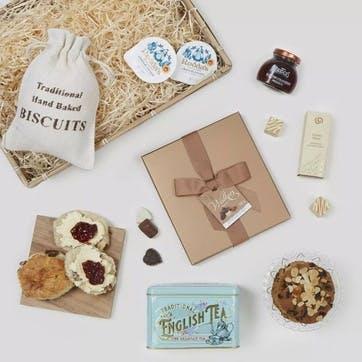 Luxury Cream Tea Gift Hamper