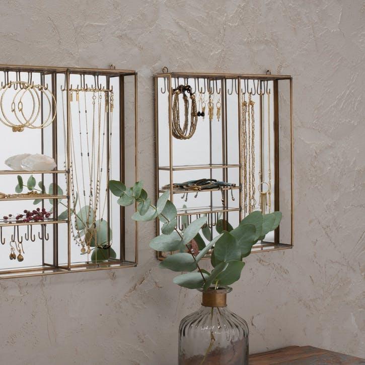 Bequai Wall Hung Jewellery Box - Small