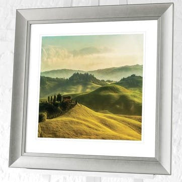 Lars van de Goor Tuscan Dreams IV Framed Print, 74 x 74cm