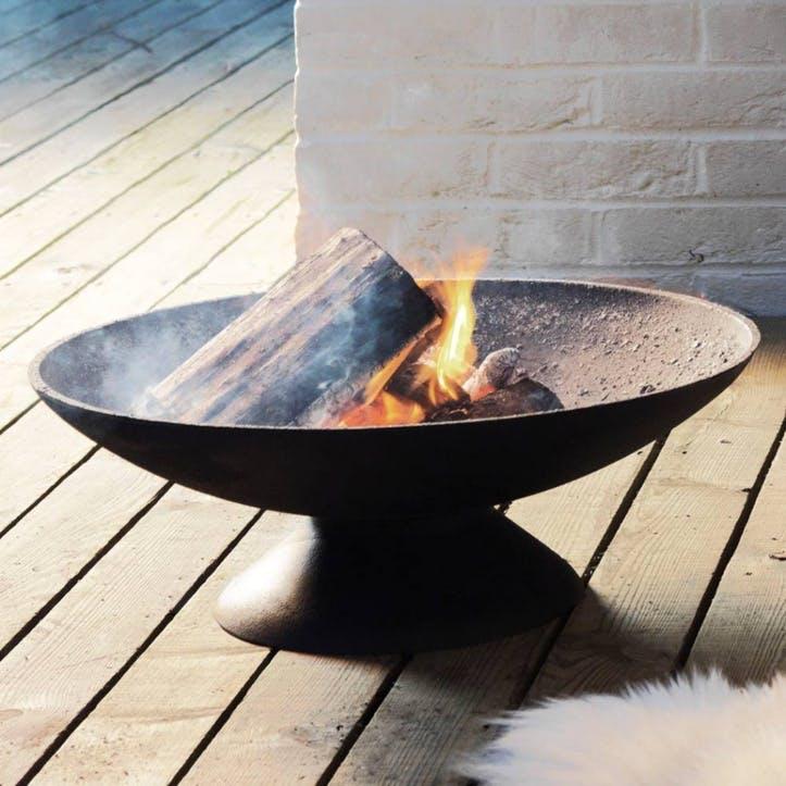 Cast Iron Fire Bowl