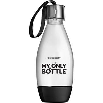 On the go My only bottle, 500ml, Black