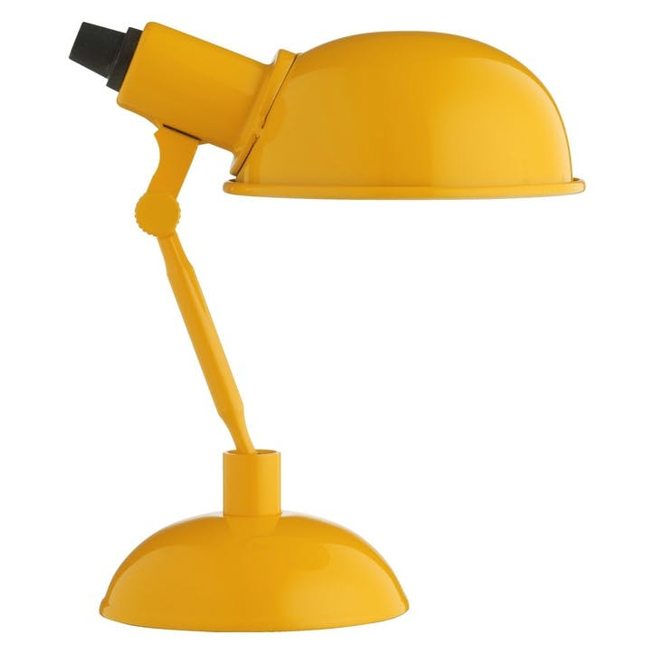Tommy Desk Lamp, Yellow
