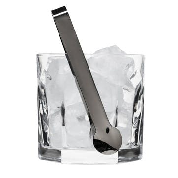 Ice bucket / Wine cooler with tongs