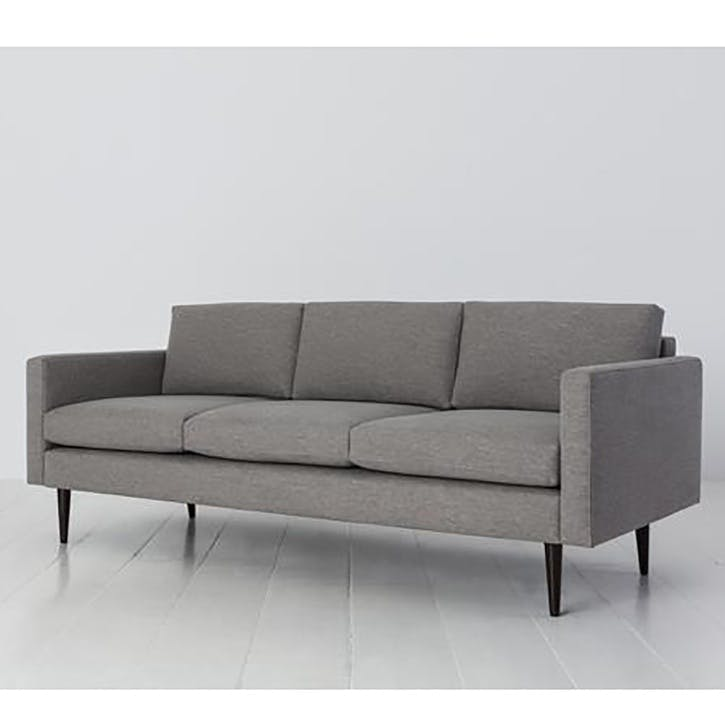 3 Seater Sofa, Model 01, Shadow