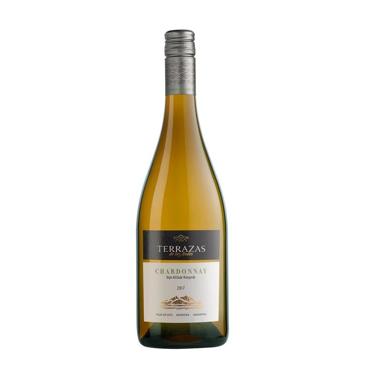 Terrazas De Los Andes Chardonnay 2017, 75cl