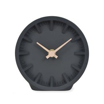 Raven Desk Clock