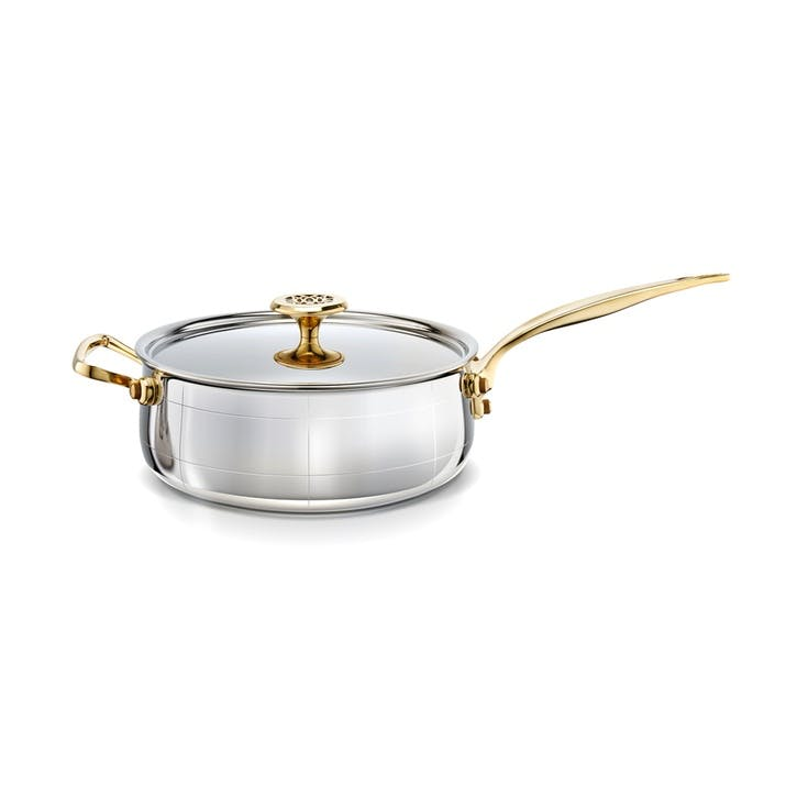 Platine Saute Pan With Lid