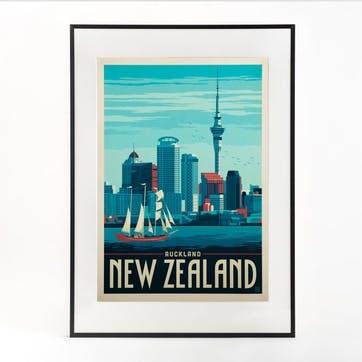 New Zealand Print