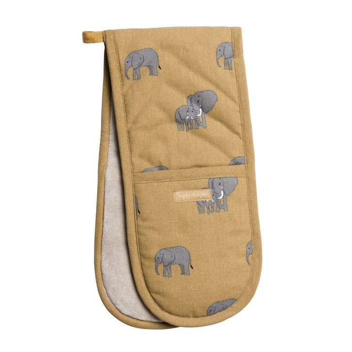 ZSL 'Elephant' Double Oven Glove