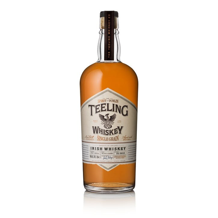 Teeling Single Grain Irish Whiskey 46%