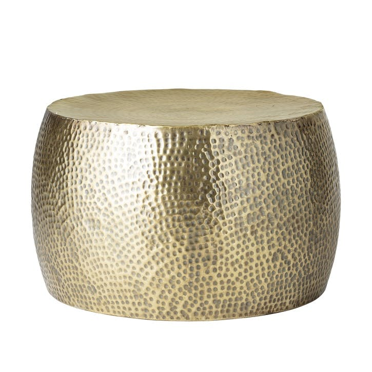 Hella Brass Coffee Table