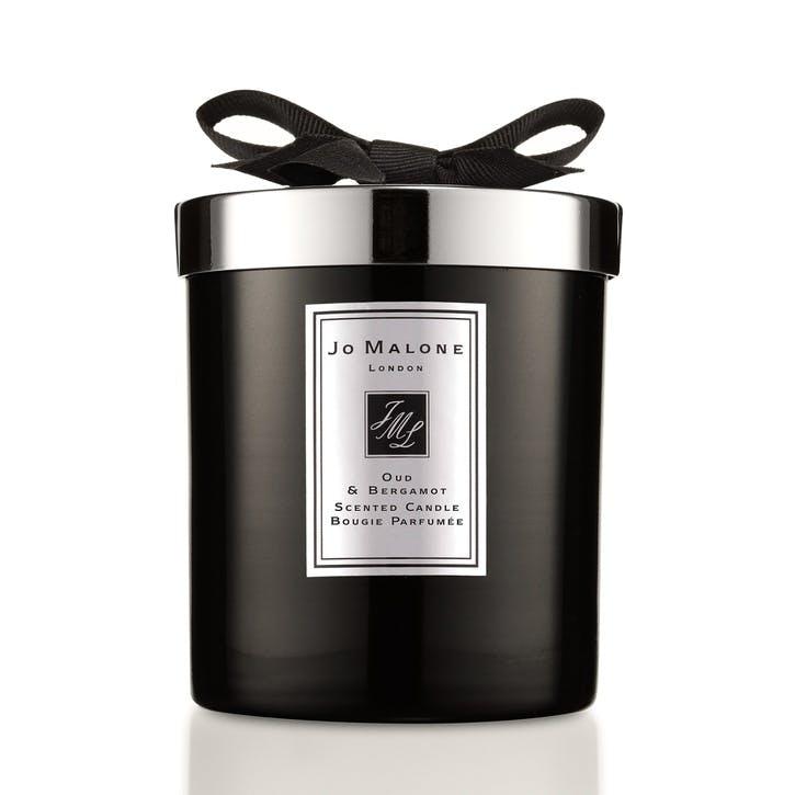 Intense Home Candle, Oud & Bergamot