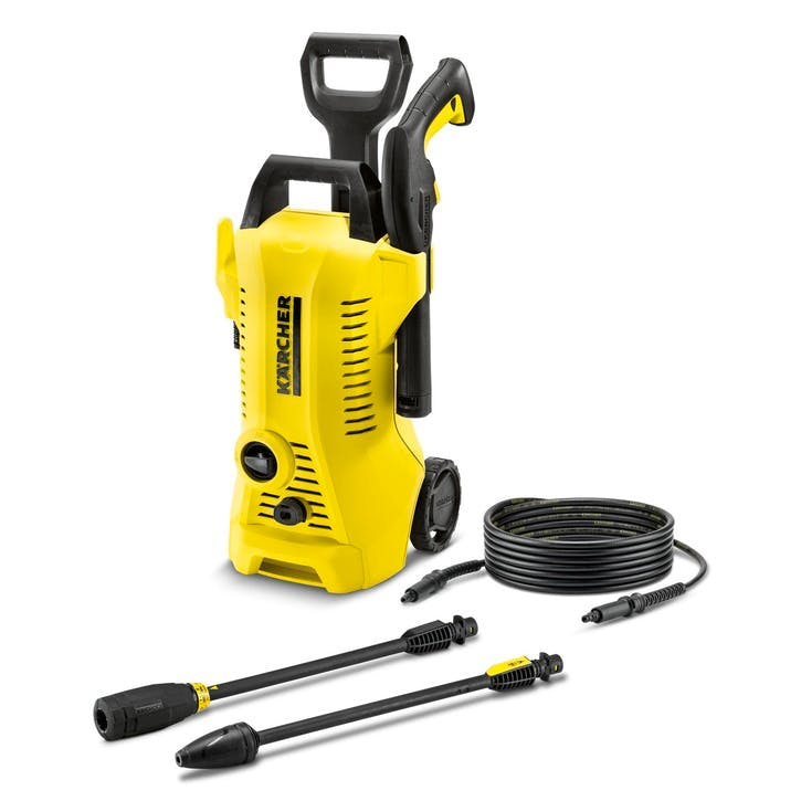 K2 Full Control Pressure Washer