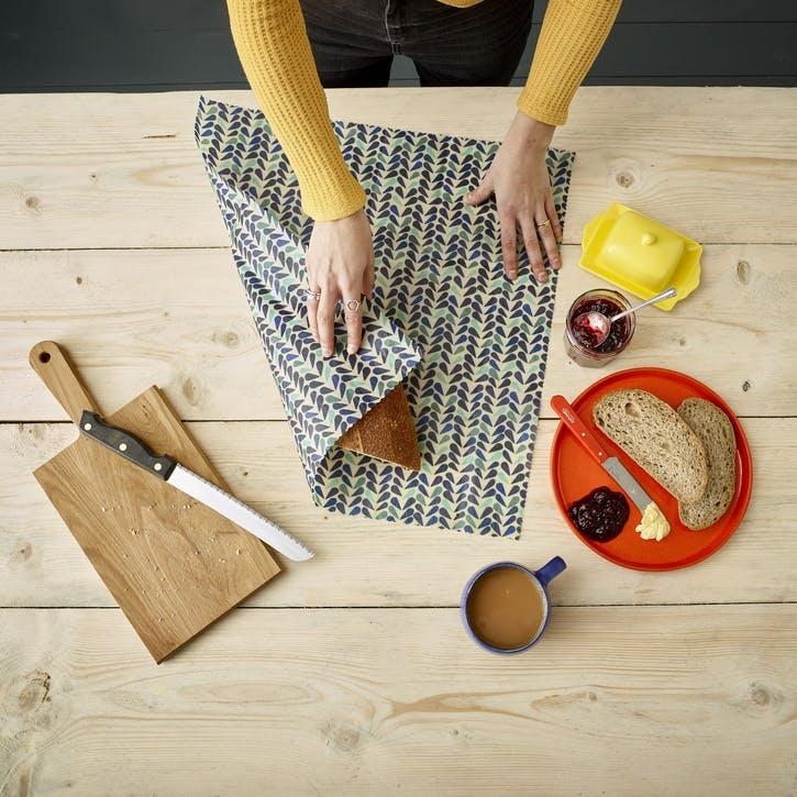 Beeswax Wraps, Kitchen Pack, Medium
