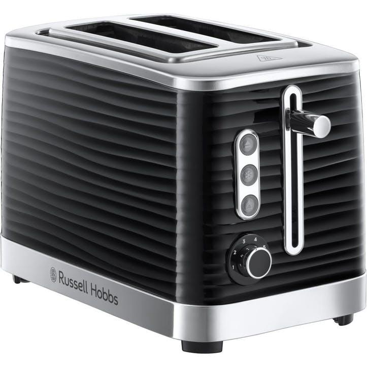 Inspire 2 Slice Toaster; Black