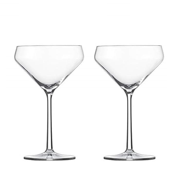 Pure Martini Glasses, Set of 6