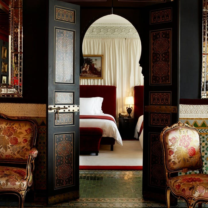 A voucher towards a stay at La Mamounia for two, Marrakech, Morocco