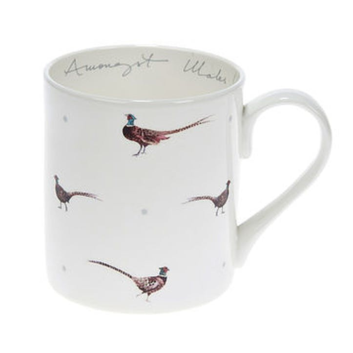 'Pheasant' Amongst Males! Mug - Large