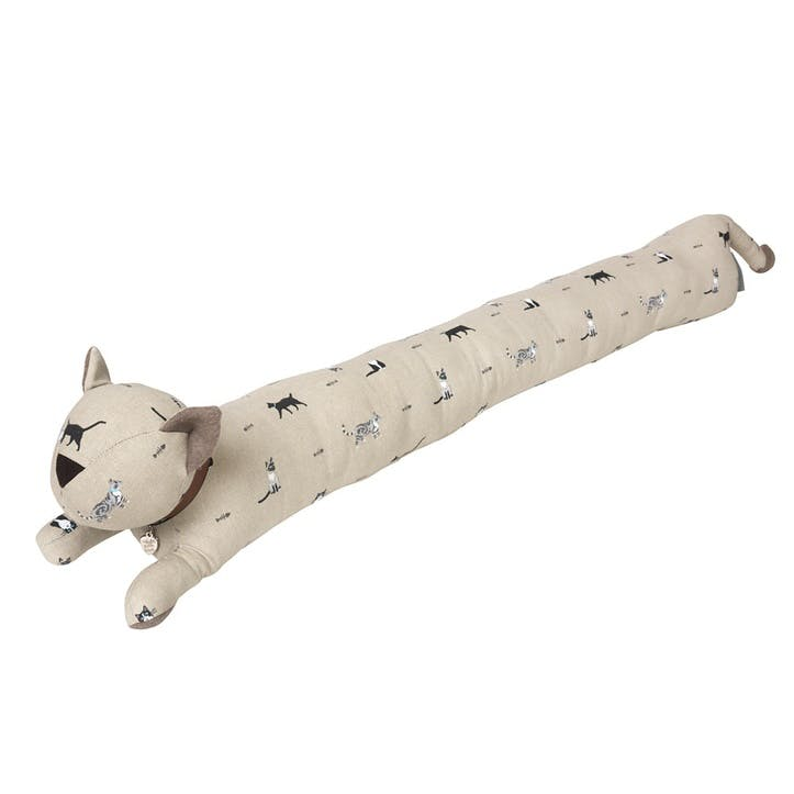 'Purrfect' Draught Excluder