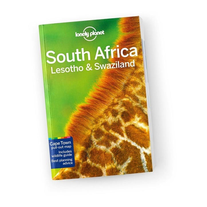 Lonely Planet South Africa, Lesotho & Swaziland, Paperback