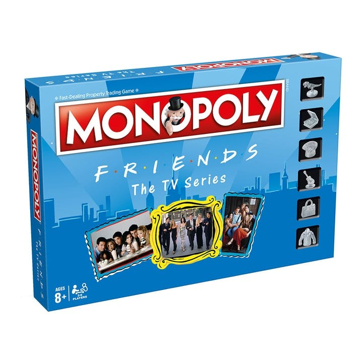 Monopoly, Friends Edition