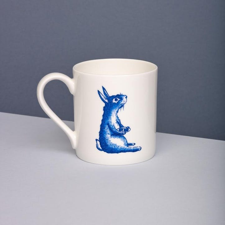 Rabbit Willow Mug