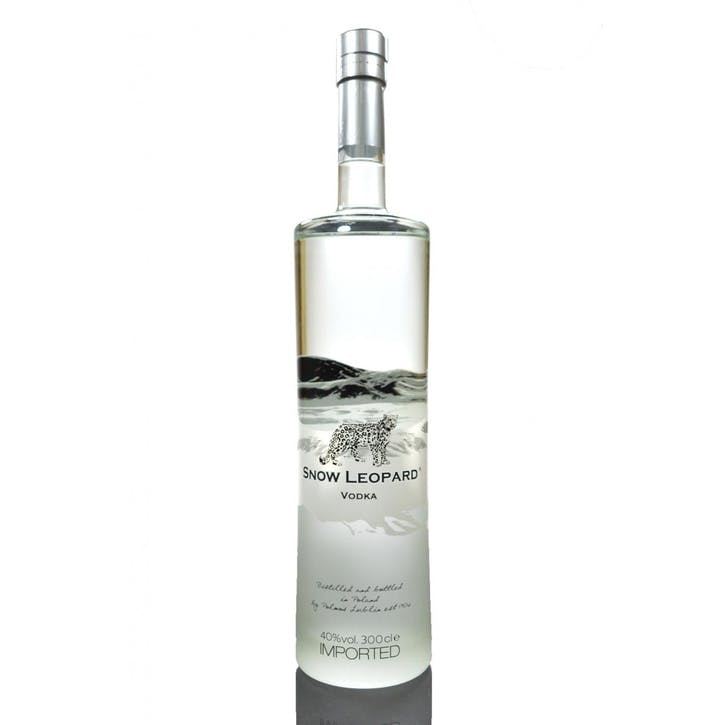 Snow Leopard Vodka 40%