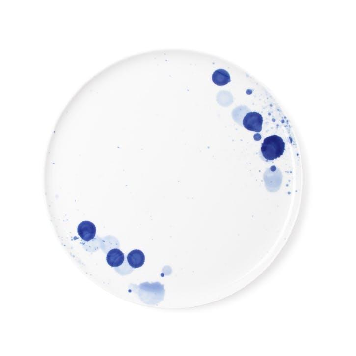 Seven Large Plate, Drops