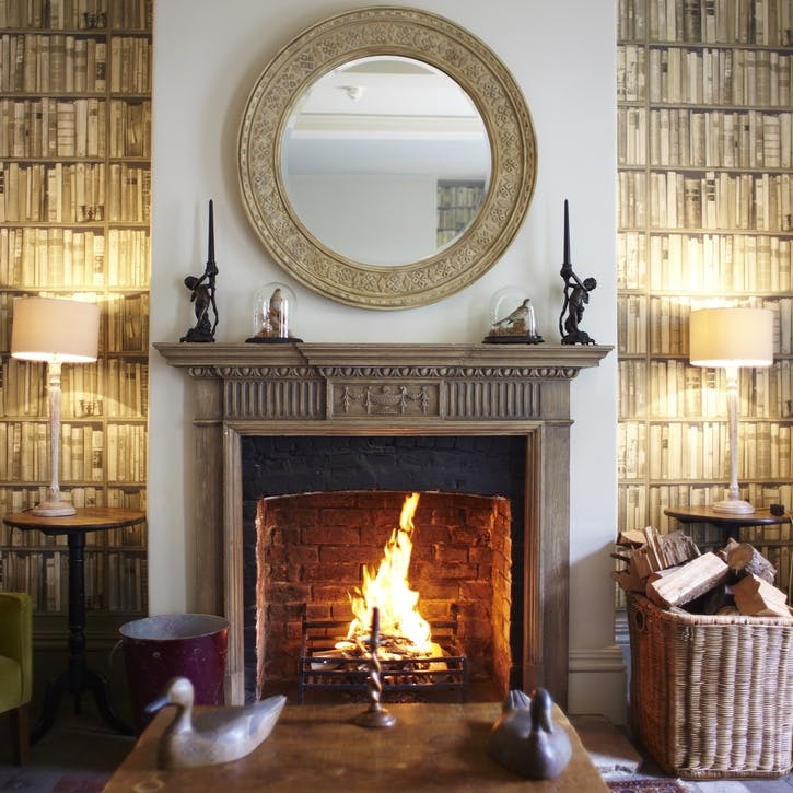 A voucher towards a stay at The Pig Hotel for two, Hampshire