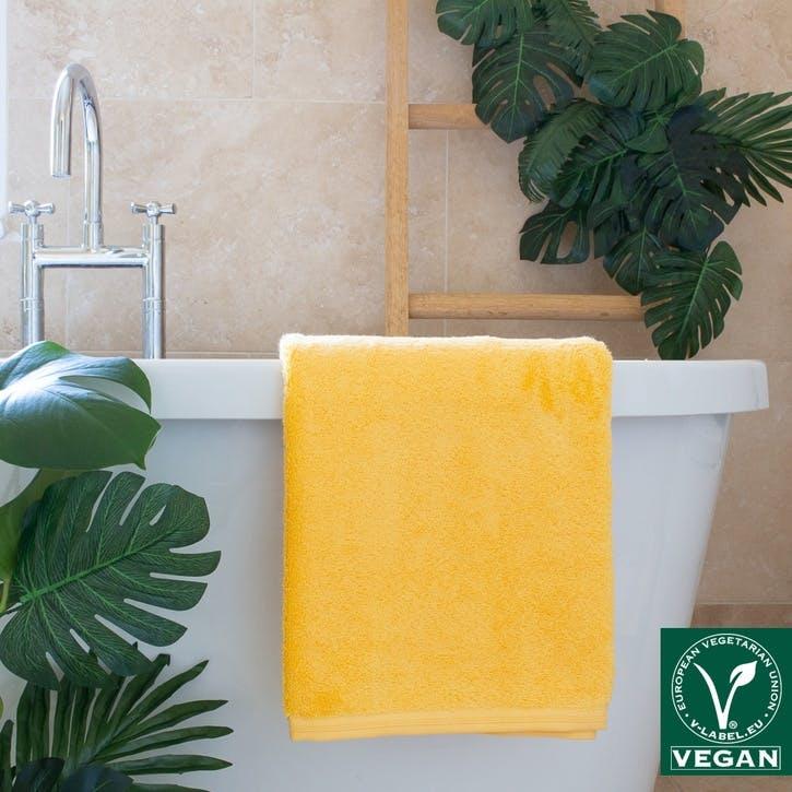 Vegan Life Bath Sheet, Honey