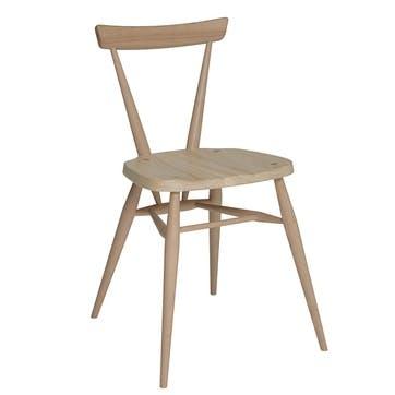 Originals, Stacking Chair, Natural