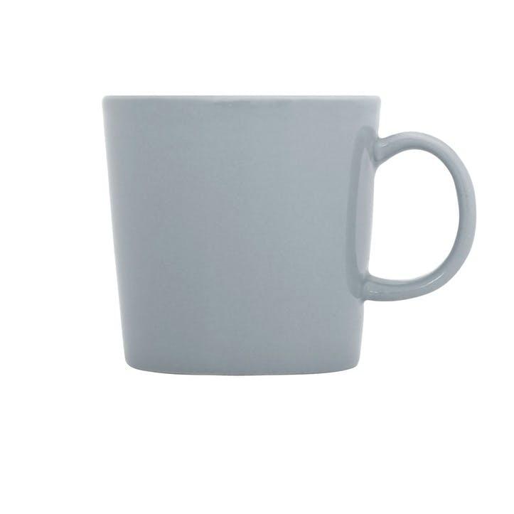 Teema Mug, Pearl Grey