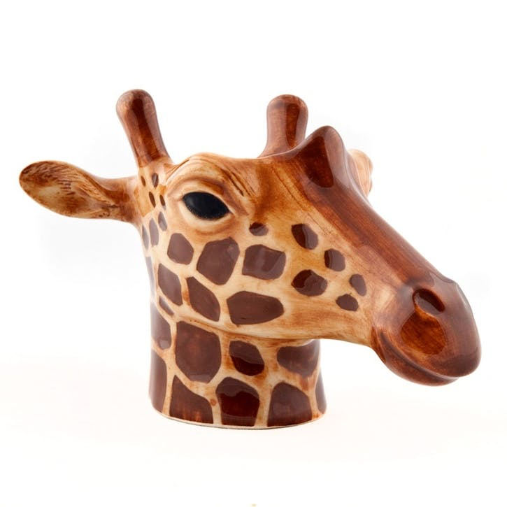 Giraffe Face, Pair Of Egg Cups